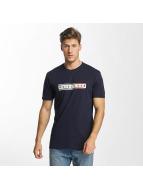 Quiksilver T-skjorter Classic Daily Surf blå