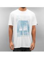 Quiksilver T-skjorter Inverted Heather hvit