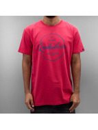Quiksilver T-skjorter Silvered Classic red