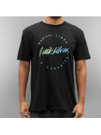 Quiksilver T-skjorter Right Up Classic svart
