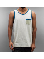 Quiksilver Tank Tops Baysic белый