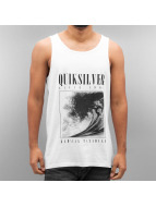 Quiksilver Tank Tops Both Sides Classic blanco