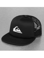 Quiksilver trucker cap Snap Addict zwart