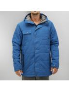 Quiksilver Veste d'hiver Coach Mountain bleu
