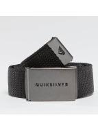Quiksilver Vyöt Principle III musta