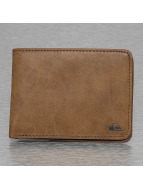Quiksilver Wallet Slim Vintage II brown