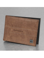Quiksilver Wallet Anthro brown