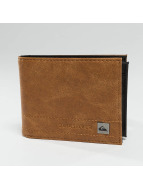 Quiksilver Wallet Sitchy brown