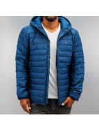 Quiksilver winterjas Everyday Scaly blauw