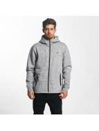 Quiksilver Zip Hoodie Kurow Sherpa grey