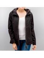 Ragwear Демисезонная куртка Paloma черный