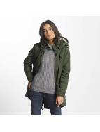 Ragwear Зимняя куртка Clancy оливковый