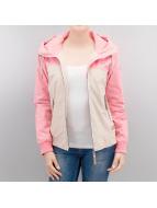 Ragwear Giacca Mezza Stagione Nuggie B rosa chiaro