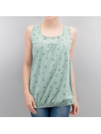 Ragwear Hihattomat paidat Giselle A Organic vihreä