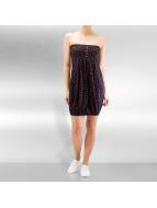 Ragwear jurk Scene zwart