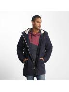 Ragwear Manteau hiver James bleu