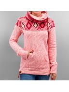 Ragwear Pullover Chloe magenta