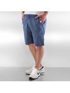 Ragwear Shorts Karel Microchecks blau