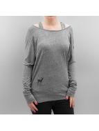 Ragwear T-Shirt manches longues Sheila noir