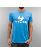 Ragwear T-skjorter Charles blå