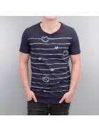 Ragwear T-skjorter Krispi Organic blå