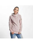 Ragwear trui Afra Organic pink