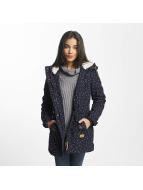 Ragwear Winter Jacket Sunny Organic blue