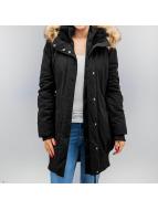 Ragwear winterjas Blemd zwart