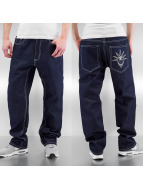 Raw Blue Baggy jeans Free blauw