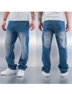 Raw Blue Baggy jeans Adub blauw