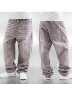 Raw Blue Baggy jeans Bristol grijs