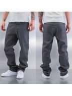 Raw Blue Baggy jeans Adub Logo grijs