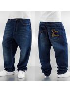 Raw Blue Baggy jeans Bristol indigo