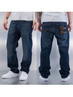 Raw Blue Baggy jeans Adub Logo indigo