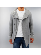 Red Bridge Cardigan Six Buttons gray