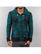 Red Bridge Cardigan Pocket verde