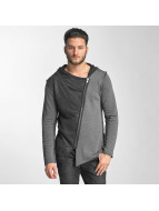 Red Bridge Asymmetrical Mesh Jacket Anthracite