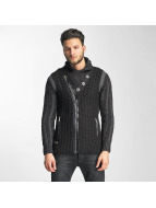 Red Bridge Thimphu Cardigan Black