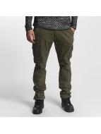 Red Bridge Standard Cargo Jeans Olive