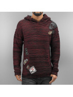Red Bridge Hoody Catch rood