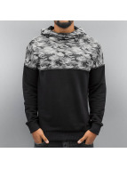 Red Bridge Hoody Camo schwarz