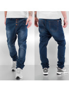 Red Bridge Jeans Straight Fit Three Button bleu