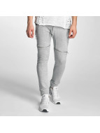 Red Bridge Zipped Sweatpants Grey