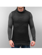 Knit Longsleeve Anthraci...