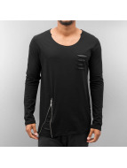 Red Bridge Longsleeve Trick black