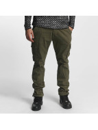 Red Bridge Standard Cargo Jeans Olive