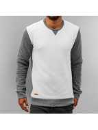 Red Bridge Pullover Two Tone grau