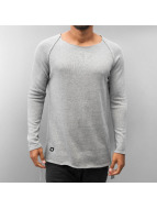 Red Bridge Pullover Raglan grau