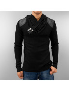 Red Bridge Pullover Kevin noir