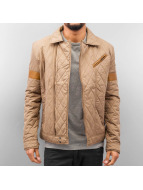 Quilted II Jacket Brown...